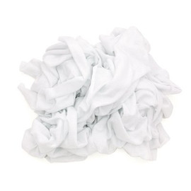 Renown 10 Lbs. Special White Knit Cloth Rag