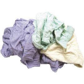 Renown 25 Lbs. Terry Towels And Robes Rag