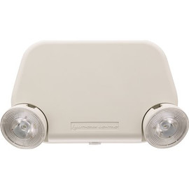 Lithonia Lighting Contractor Select Thermoplastic White Integrated Led Emergency Light