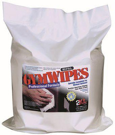 2xl Gym Wipes Professional Refill (700-count)