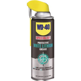 Wd-40 Specialist White Lithium Grease, 10 Oz - Wd-40 Company Part # 300028