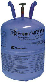 Chemours Freon Mo99 Refrigerant (R-438a), 25 Lbs. Disposable Cylinder