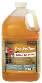 Diversitech 1 Gal. Pro-yellow Non-acid Foaming Outdoor Condenser Coil Cleaner (4/case)