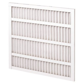 16 In. X 25 In. X 1 In. Pleated Air Filter Standard Capacity Self Supported Merv 8 (12/case)