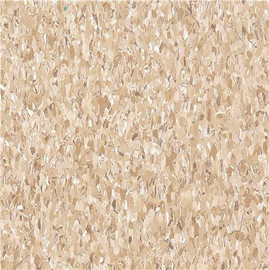 Armstrong Standard Excelon Imperial Texture Commerical Vinyl Floor Tile, Cottage Tan, 1/8'