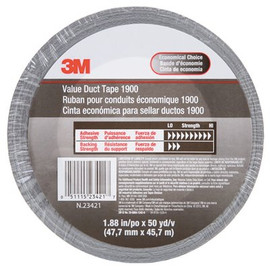 3m Duct Tape 2' X 50 Yd.