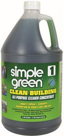 Simple Green Clean Building Green Seal Products All-purpose, Gallon