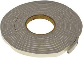 Frost King Waterproof And Airtight Foam Weatherstrip Tape 3/8' X 17'