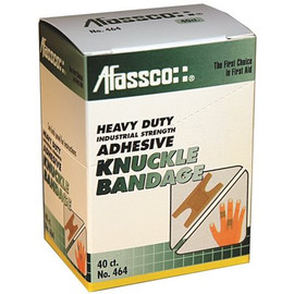 Industrial Knuckle BandaGE 40 Per Box