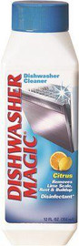 Dishwasher Magic Cleaner And Disinfectant 12 Oz