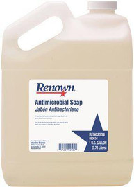 Renown Antimicrobial Hand Soap, 1 Gallon, Gold