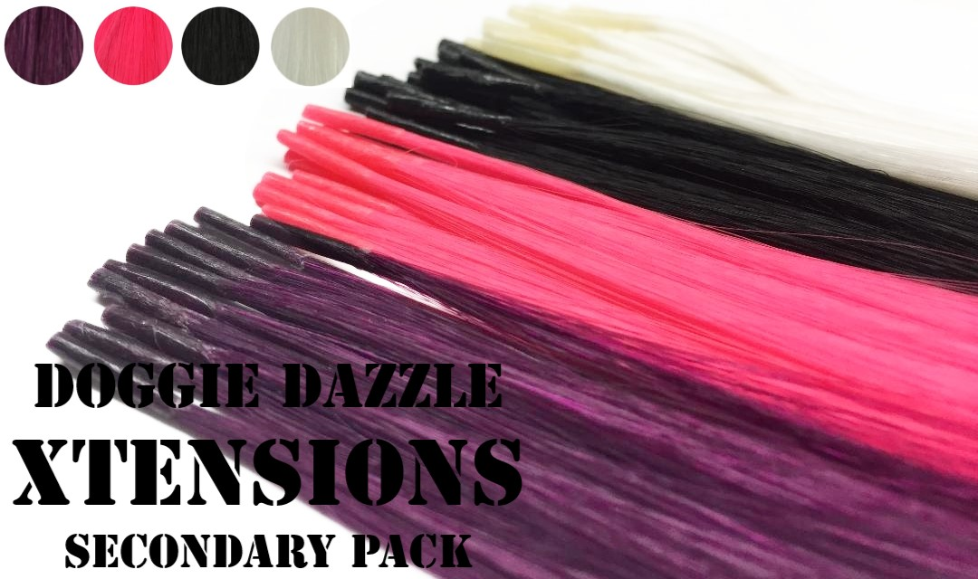 Secondary Hair Xtension Pack