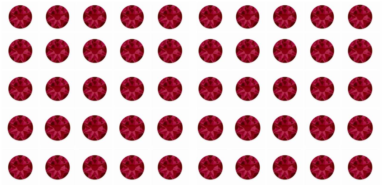 Ruby 20ss Swarovski Diamonds