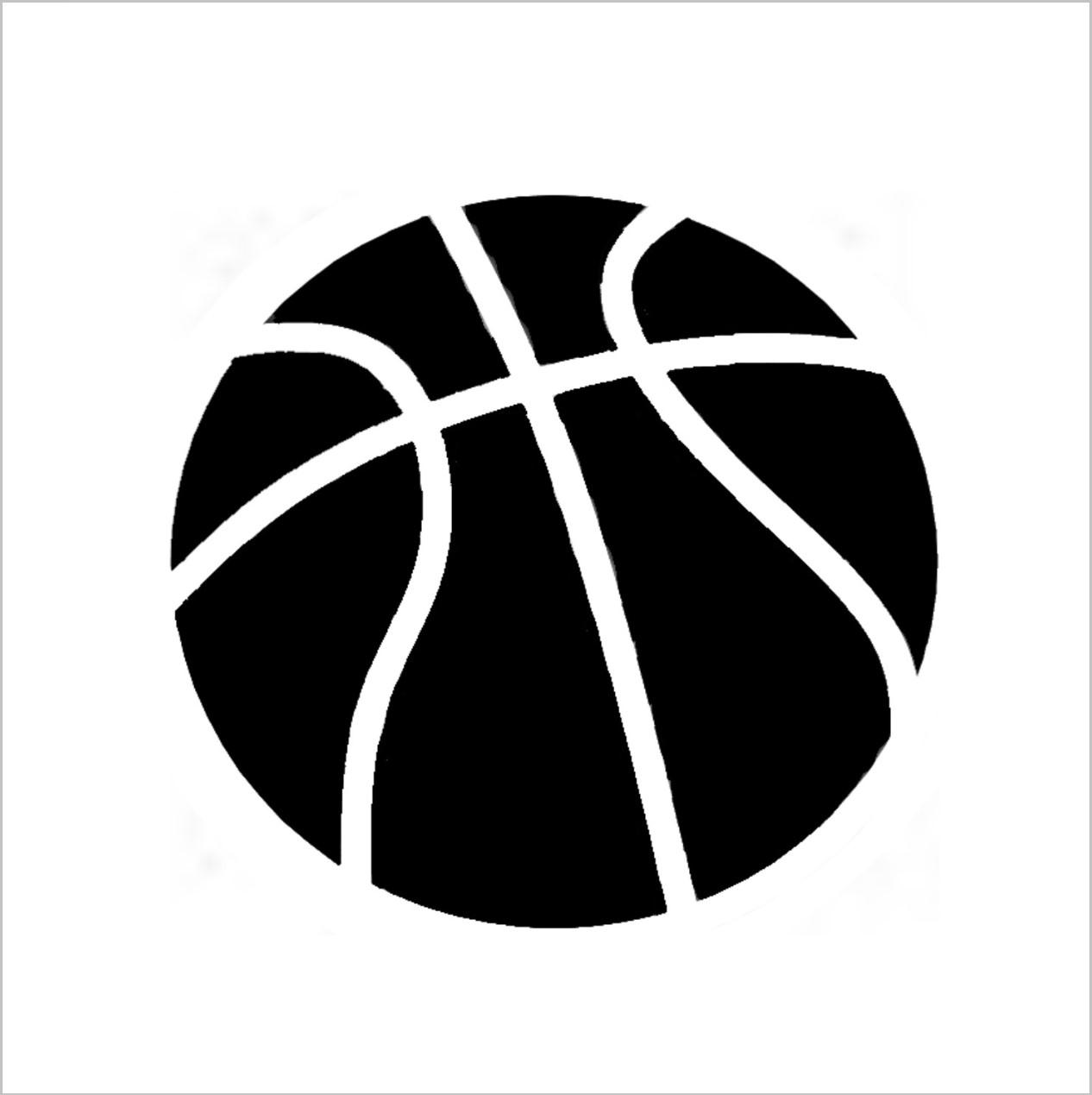 Basket Ball Professional Stencil Insert