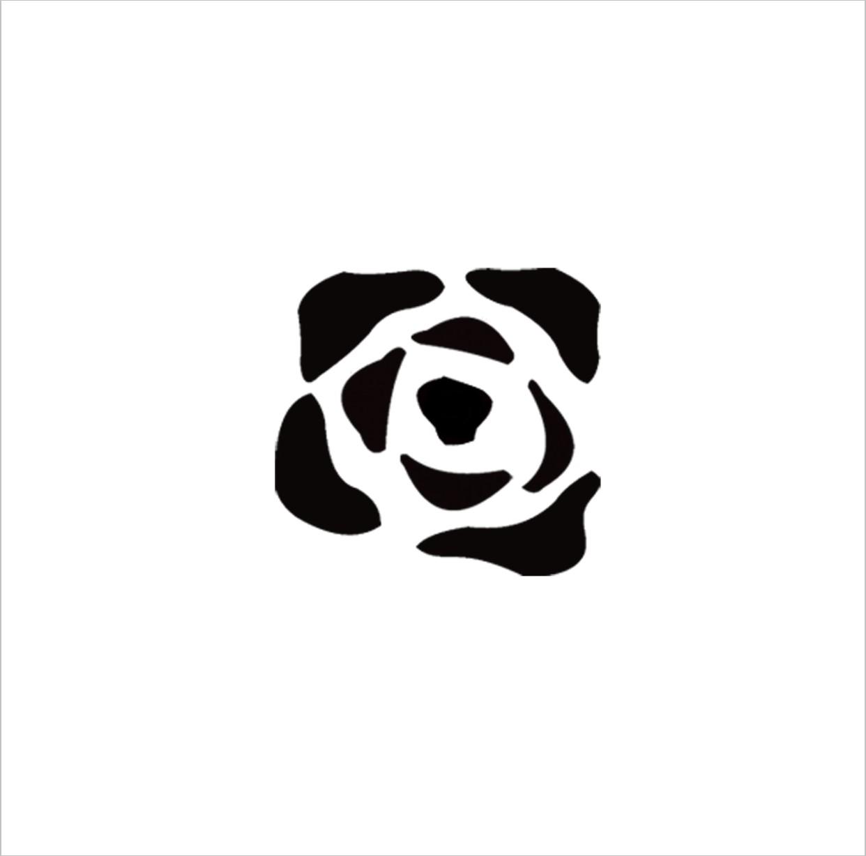Rose Professional Stencil Insert (small)