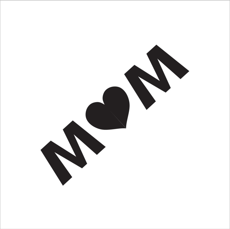 Mom Professional Stencil Insert