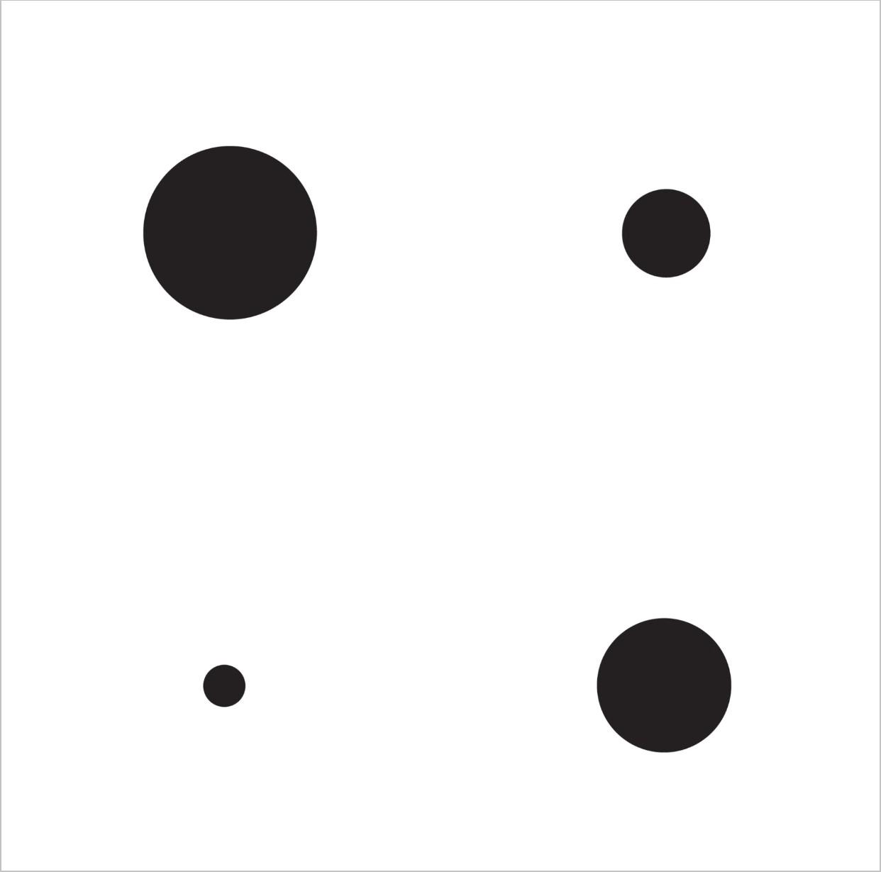 Polka Dots Professional Stencil Insert (small)