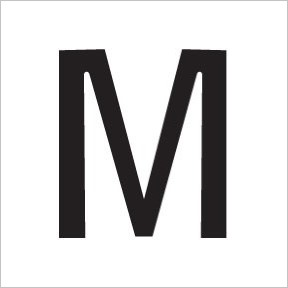 M Block Letter