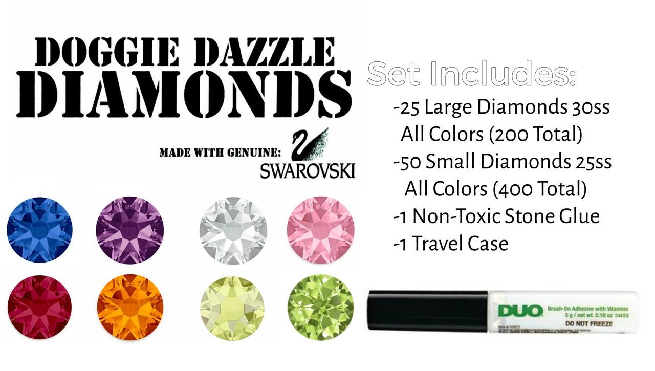 Doggie Dazzle Diamond Kit