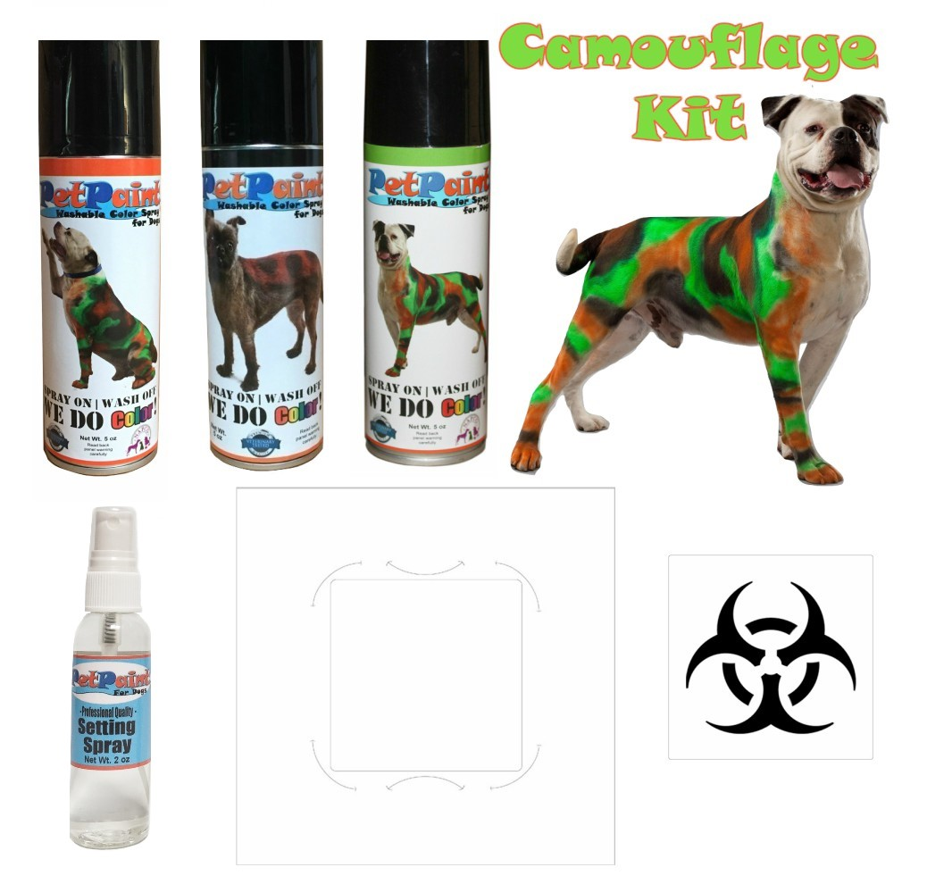 Camouflage Kit