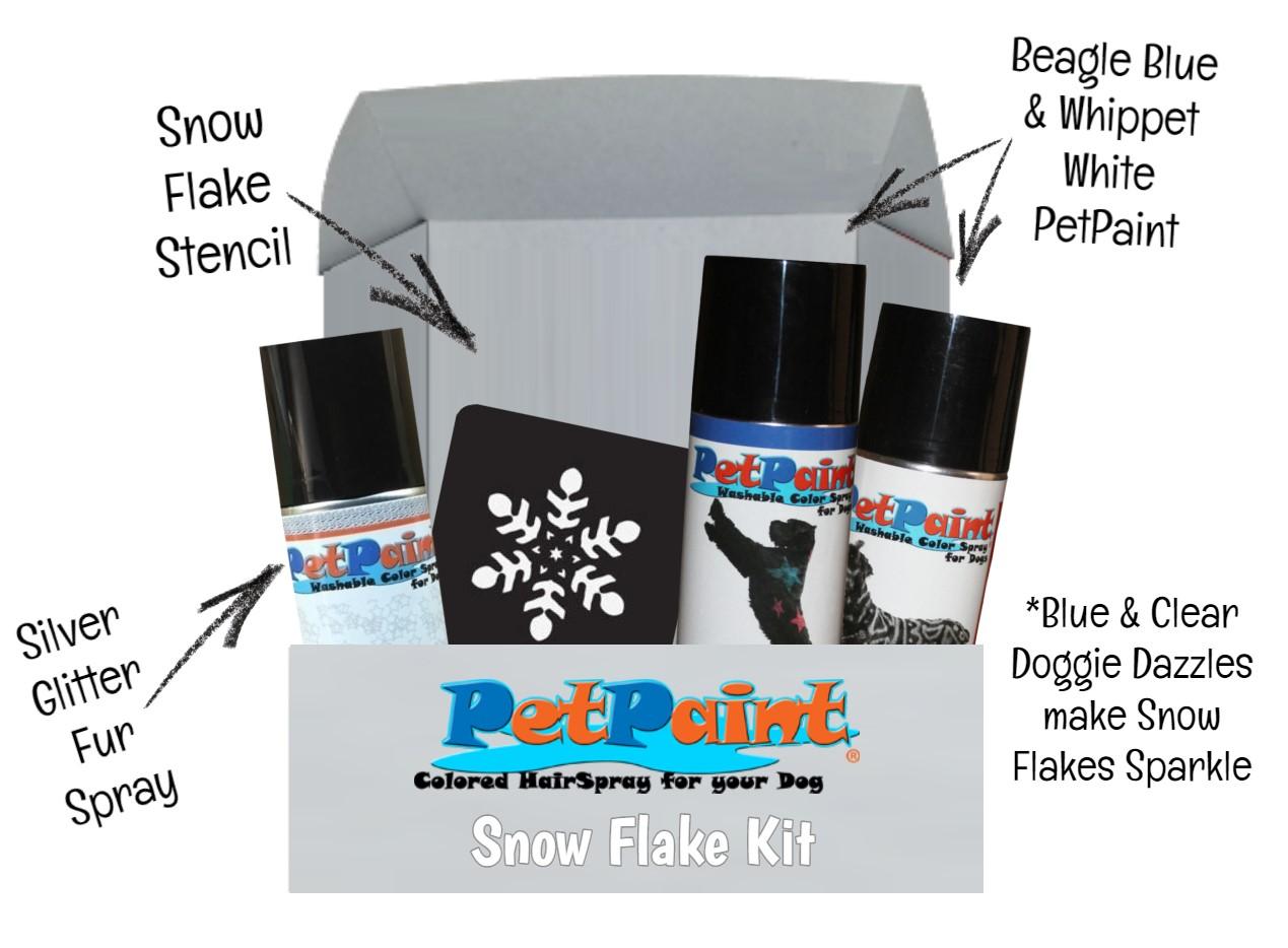 Snow Flake Kit