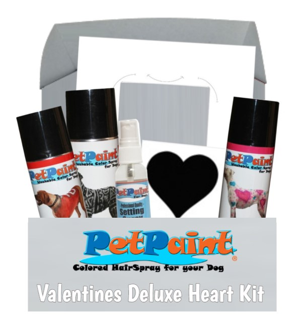 Deluxe Valentines Heart Kit