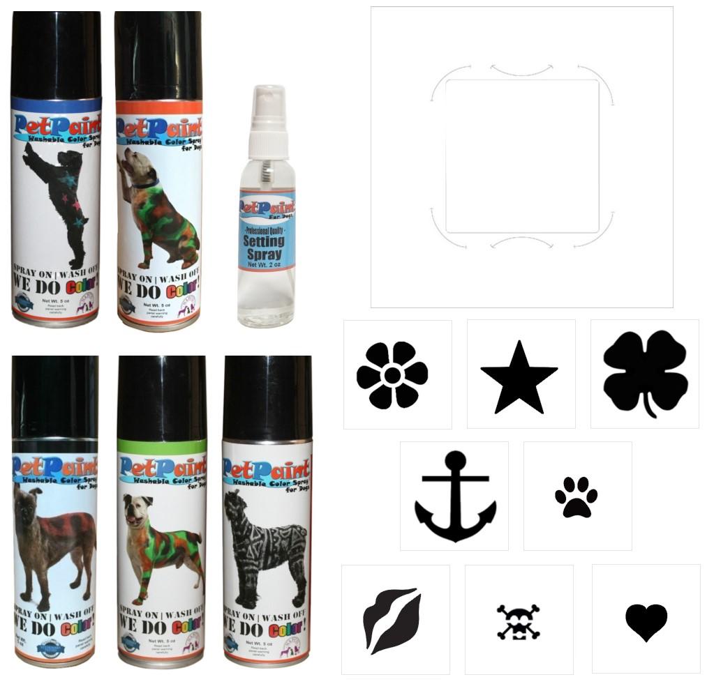 PetPaint Basic Starter Kit