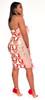 Off Shoulder Sequin Dress