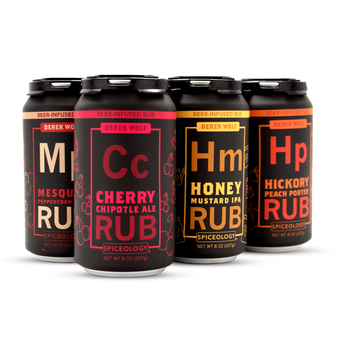 6-Pack Beer Rub
