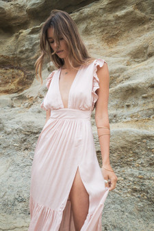 The Jessie Midi | Dusty Rose