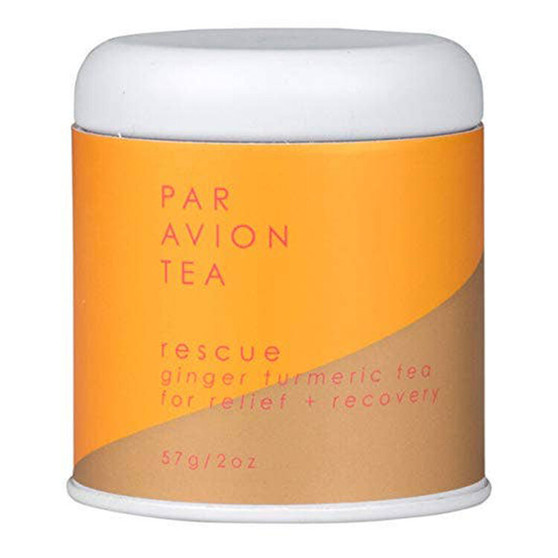 Par Avion Tea Tin
