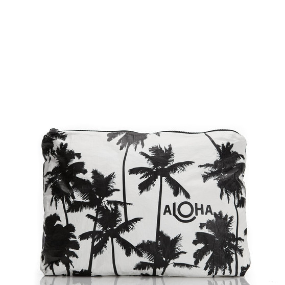 Mid Coco Palms Pouch