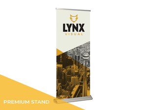 The 500 Series retractable banner stand is designed to accommodate your event or promotion/retail roll-out while boasting the easiest installation, ultra-durable construction and is reusable for your future requirements. Send us your graphics and have them printed on our premium anti-curl vinyl to get your completed package, all ready to go!