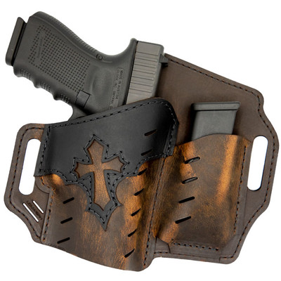 Versacarry® - Guardian w/ Mag Pouch (OWB) Holster - Arc Angel Underground Edition