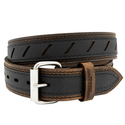 Versacarry® - Double Ply Leather Belt - Underground Edition