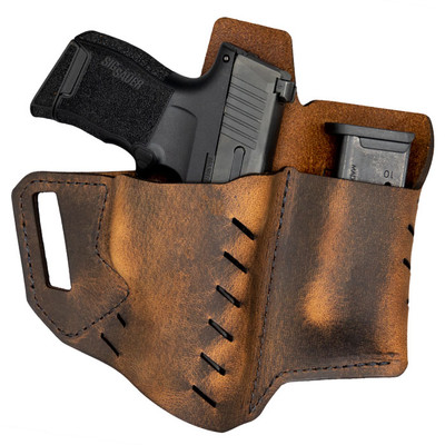 Versacarry® - Commander (OWB) Holster - Deluxe - Fits Sig P365 Only