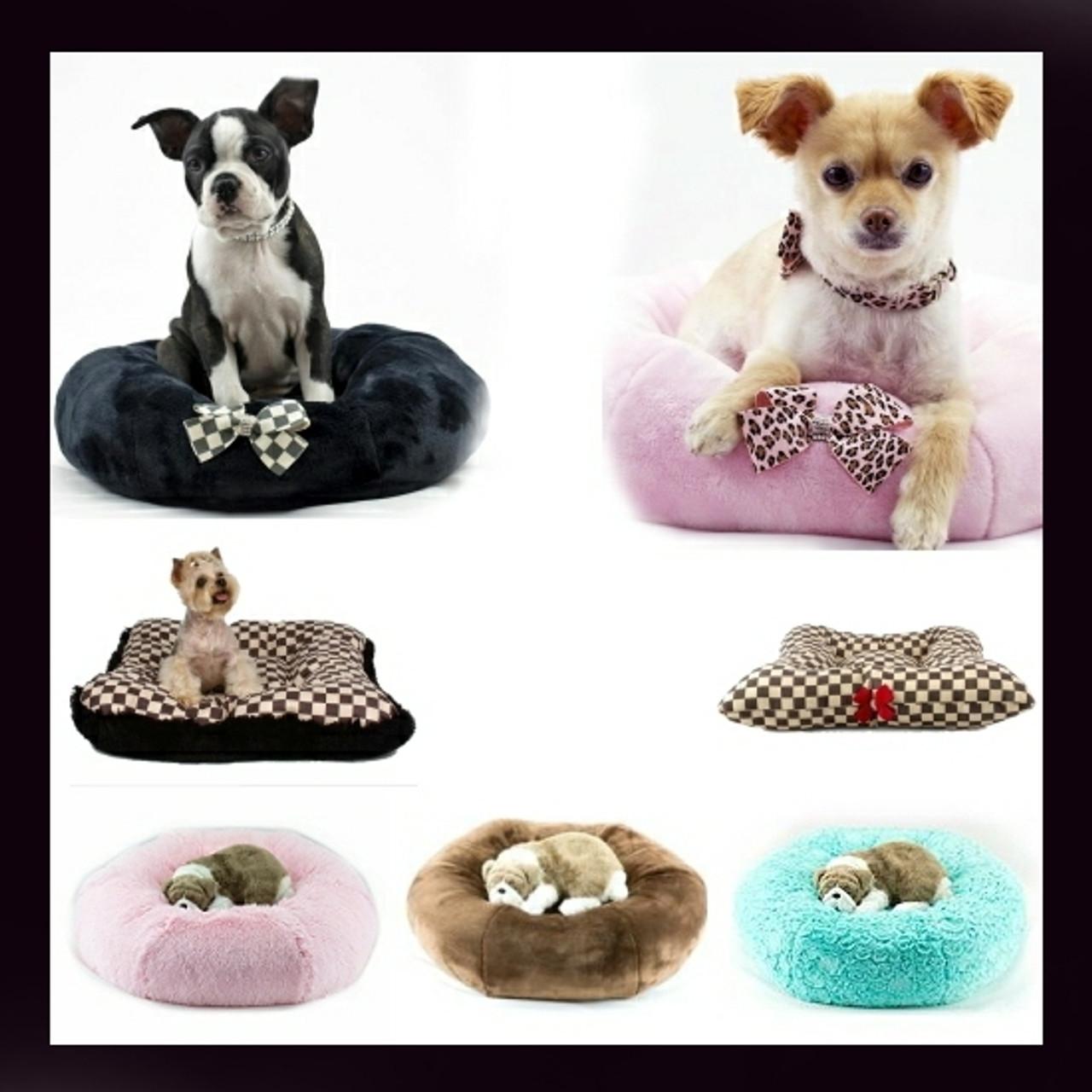 Susan Lanci Posh Dog Beds