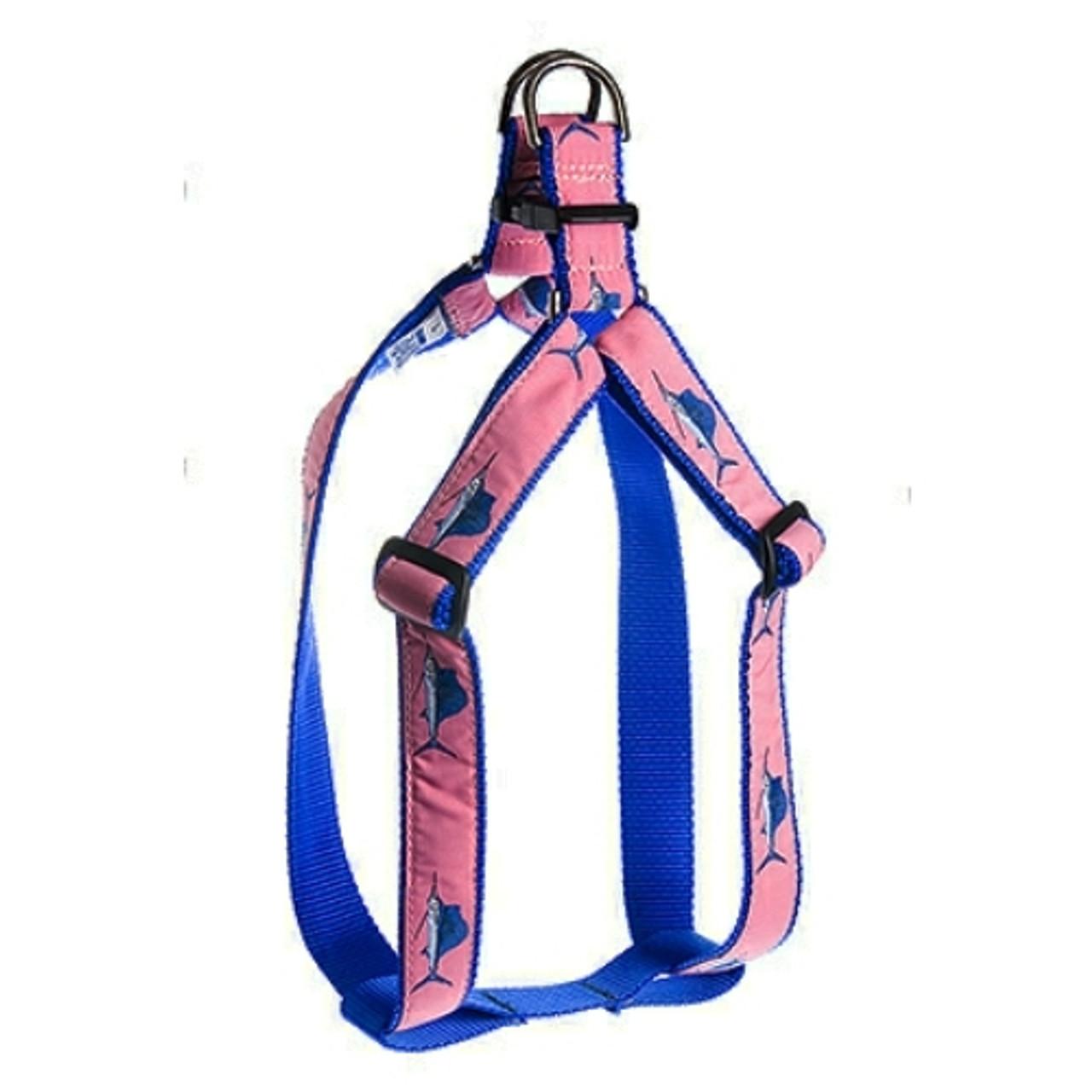 Fabric, Webbed, Bamboo & Ribbon Dog Harnesses