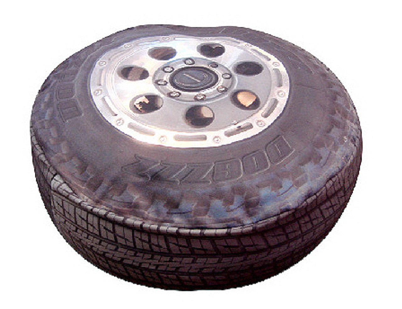 Tire Round Dog Beds And Duvets For The Car Lovers Dogzzzz