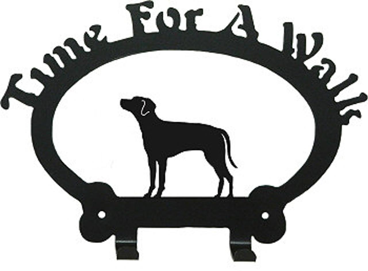 Rhodesian Ridgeback Dog Metal Key or Leash Hanger *NEW*