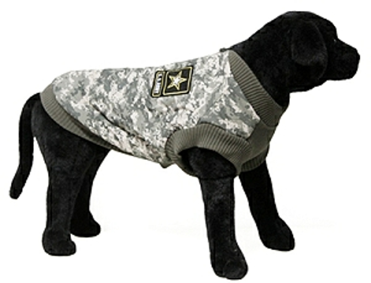 Big Dog US Army Camo Vest Jacket