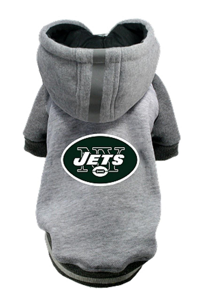 f8ac6bda5 New York Jets NFL Licensed Dog Puffer Vest Coat - Small - 3X