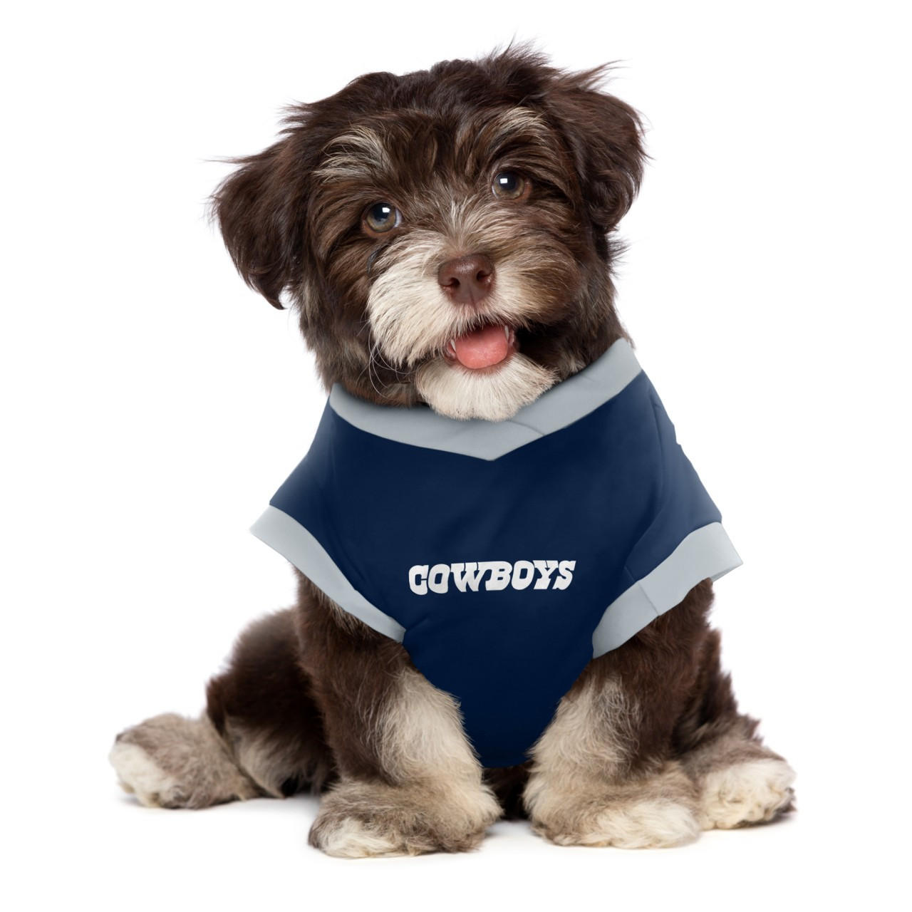 size 40 554d5 3f7d6 NFL Performance Pet Dog Tee - Dallas Cowboys