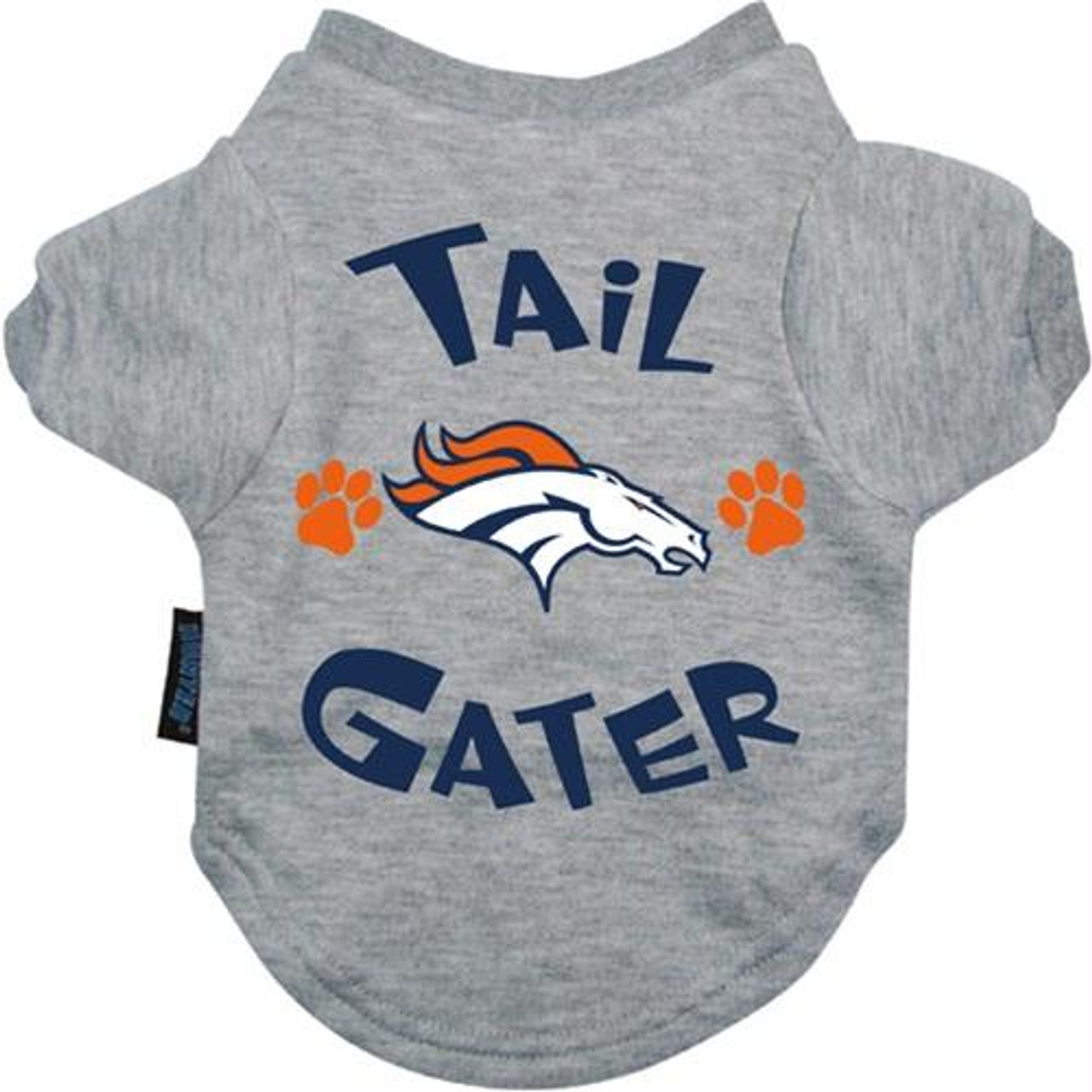 new product 9e171 307ef Denver Broncos Tail Gater Tee Shirt