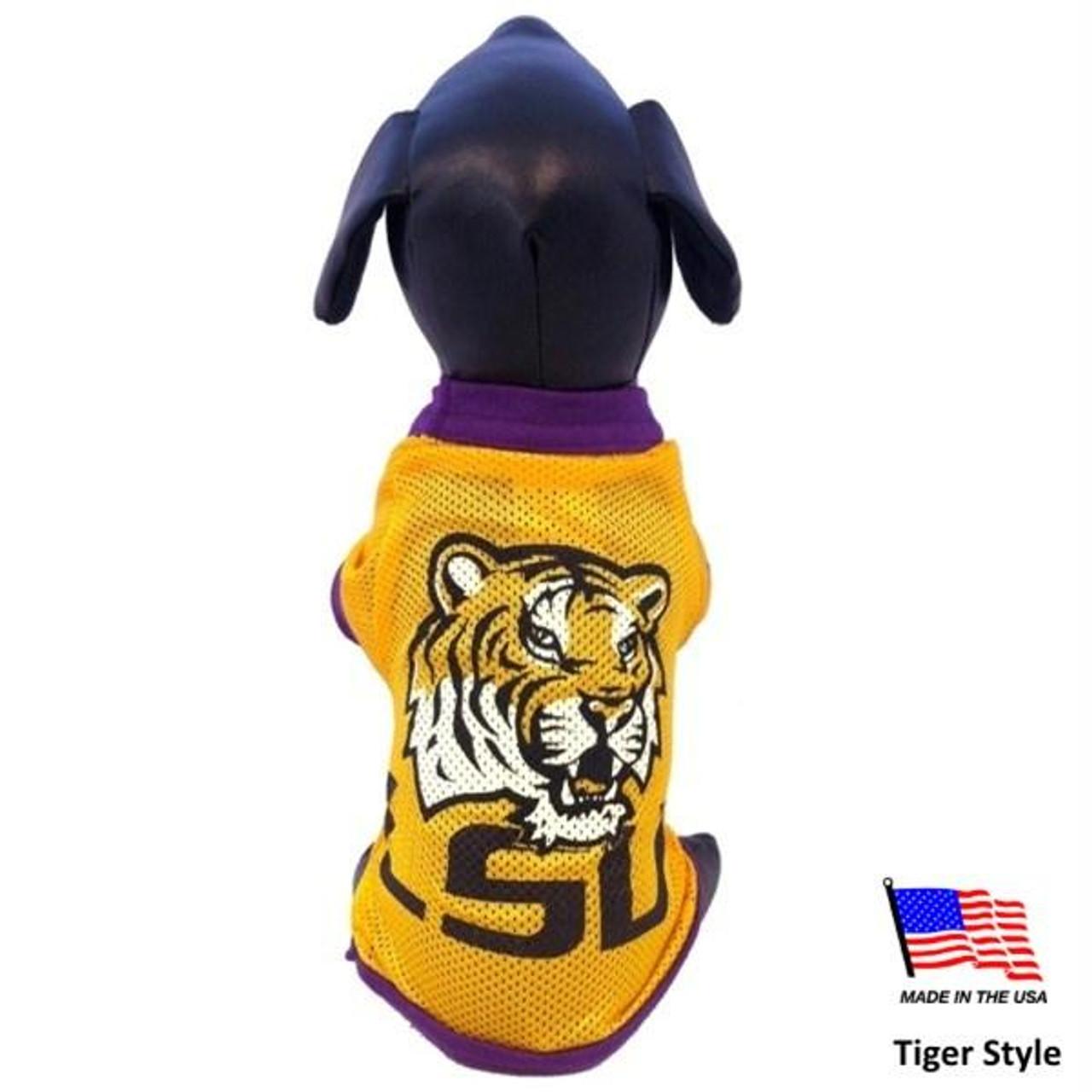 NCAA North Carolina Tar Heels Athletic Mesh Dog Jersey