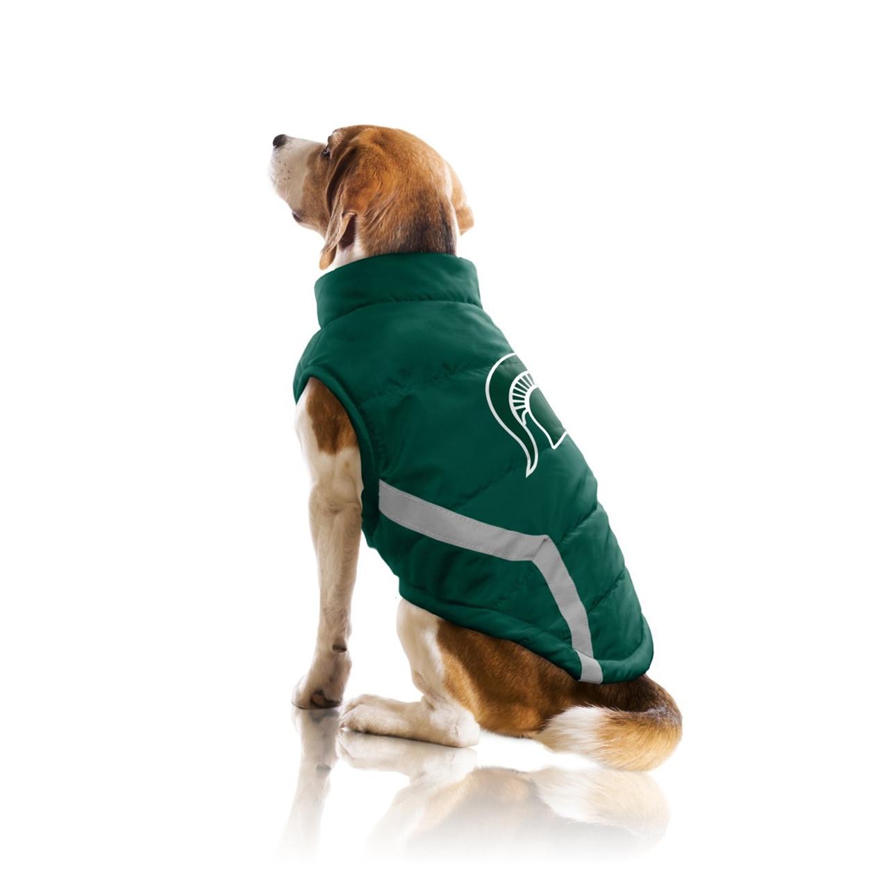 NCAA Michigan State Spartans Pet Jersey Medium