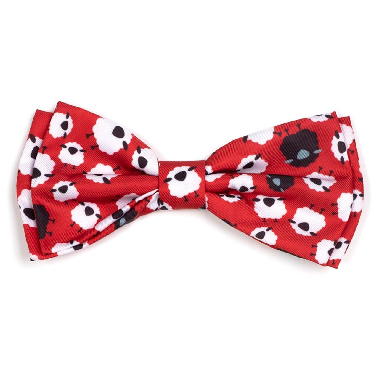 The Worthy Dog Bow Tie