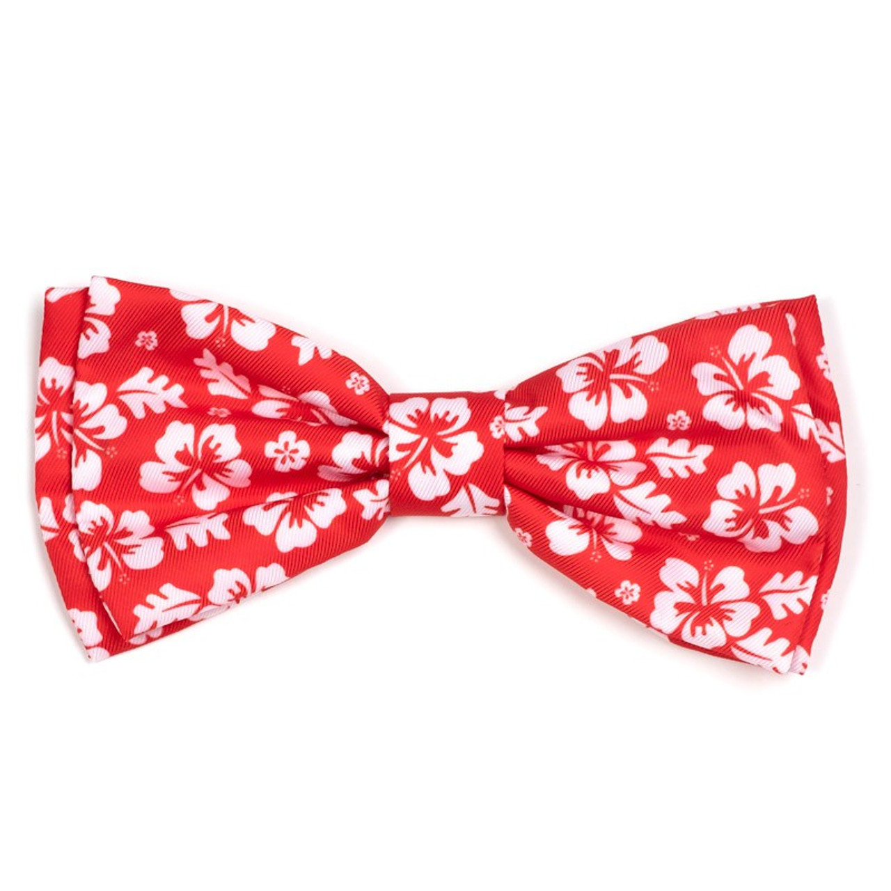 Bow Tie For Dog Bow Tie For Dogs Dog Bowtie Hawaiian Aloha Bow Tie for Pets