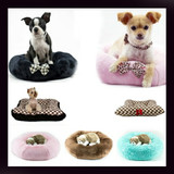 Susan Lanci Posh Dog Beds