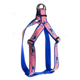 Fabric, Webbed, Bamboo & Ribbon Dog Harnesses